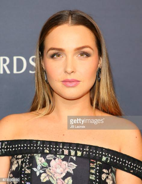 Camilla Luddington attends the 2017 Baby2Baby Gala on November 11 2017 in Los Angeles California