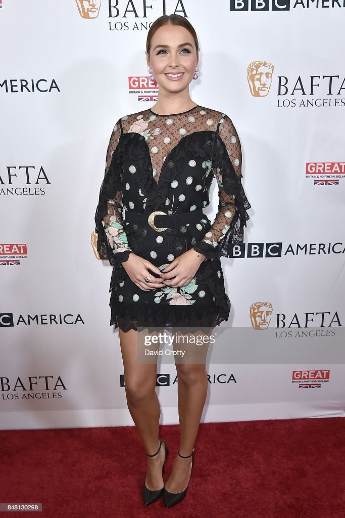 BBC America BAFTA Los Angeles TV Tea Party 2017 - Arrivals : News Photo
