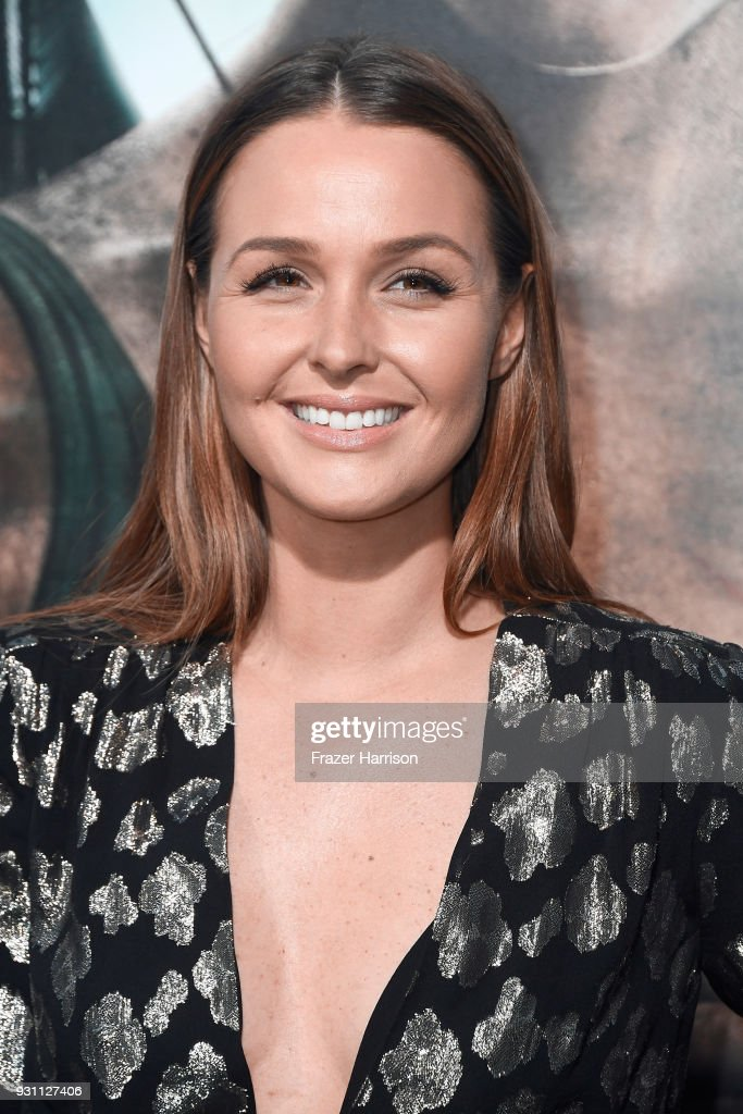 """Premiere Of Warner Bros. Pictures' """"Tomb Raider"""" - Arrivals : News Photo"""