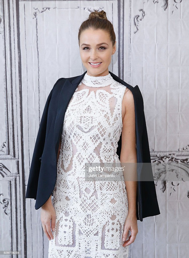 AOL Build Speaker Series - Camilla Luddington,