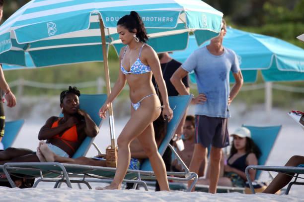 FL: Celebrity Sightings In Miami -  July 30, 2021