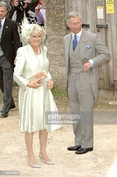 Camilla Parker Bowles and Prince Charles of Wales