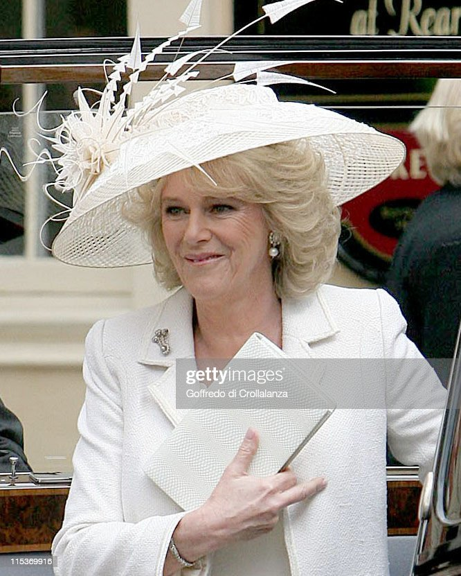 The Royal Wedding of HRH Prince Charles And Camilla Parker Bowles - Outside : News Photo