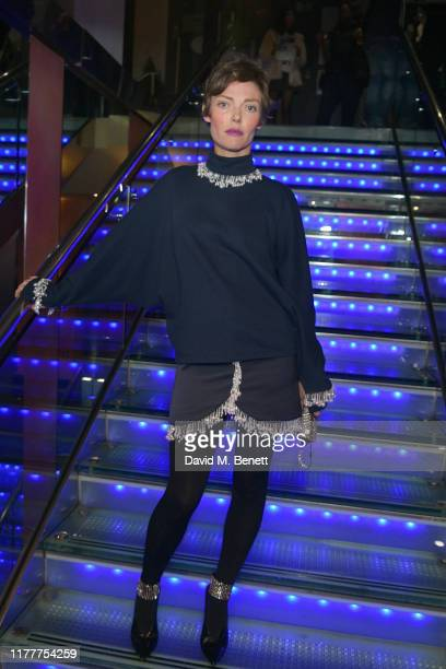 Camilla Rutherford attends a Raindance Film Festival screening of Hurt By Paradise at the Vue Piccadilly on September 28 2019 in London England