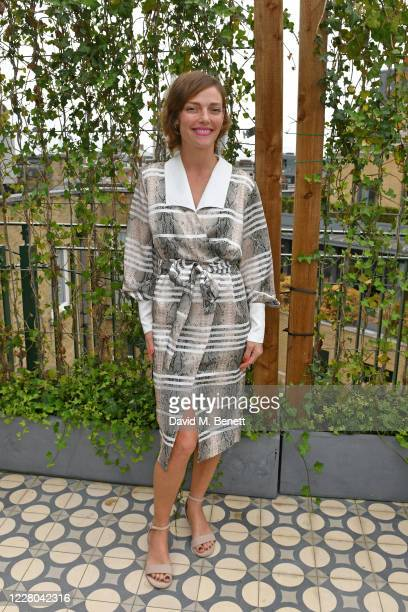 """Camilla Rutherford attends an intimate lunch hosted by Mika Simmons and The Happy Vagina podcast to celebrate the launch of new campaign """"My Happy..."""