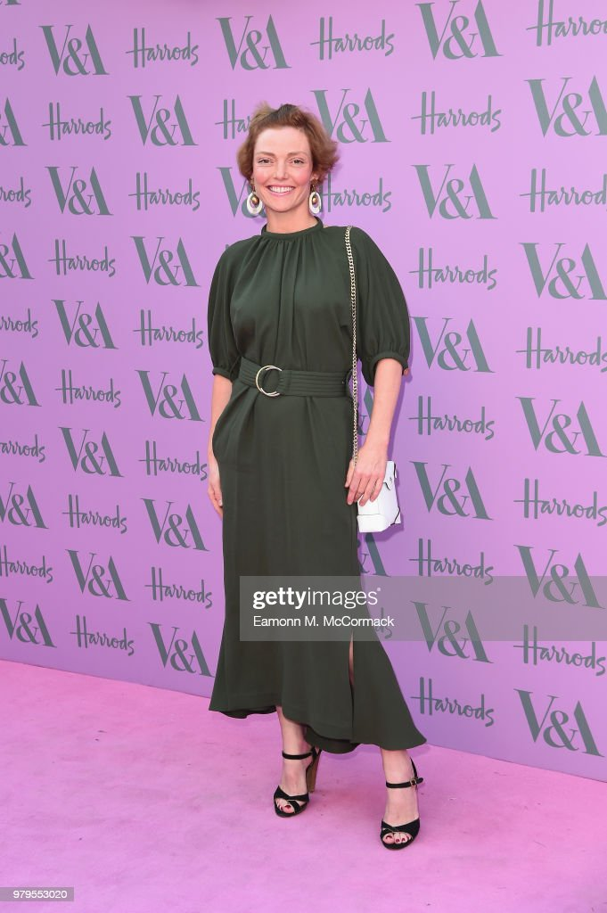 Camilla Rutherford attends the V&A Summer Party at The V&A on June 20, 2018 in London, England.