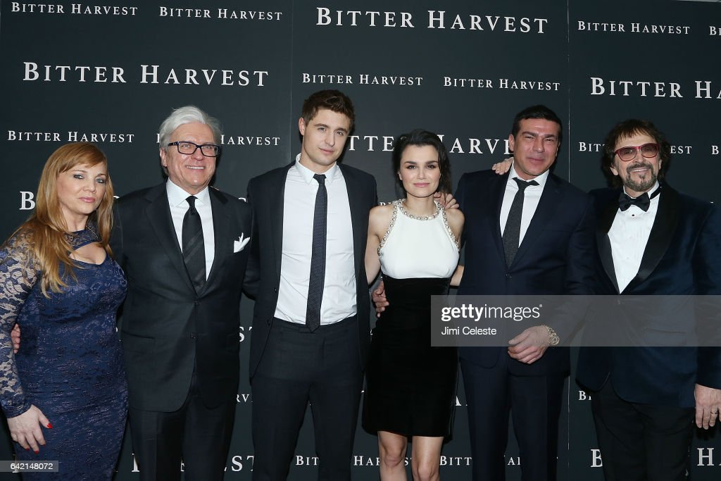 """Bitter Harvest"" New York Premiere : News Photo"
