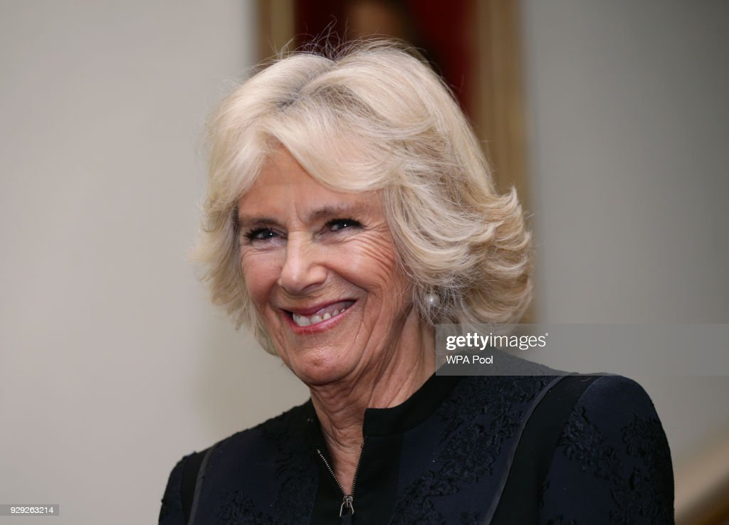 The Duchess Of Cornwall Hosts Southbank Centre's 'Women Of The World Festival' 2018