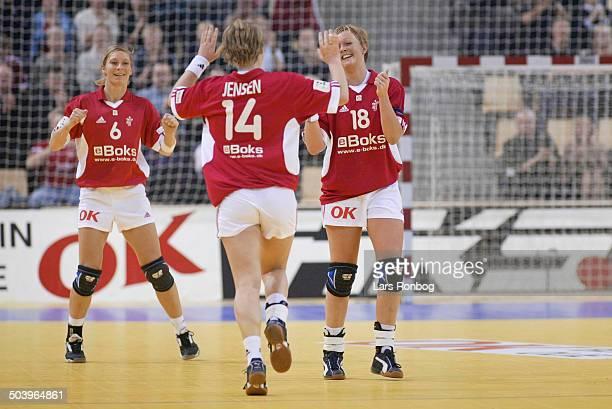 Camilla Thomsen Trine Jensen Karen Broedsgaard Denmark