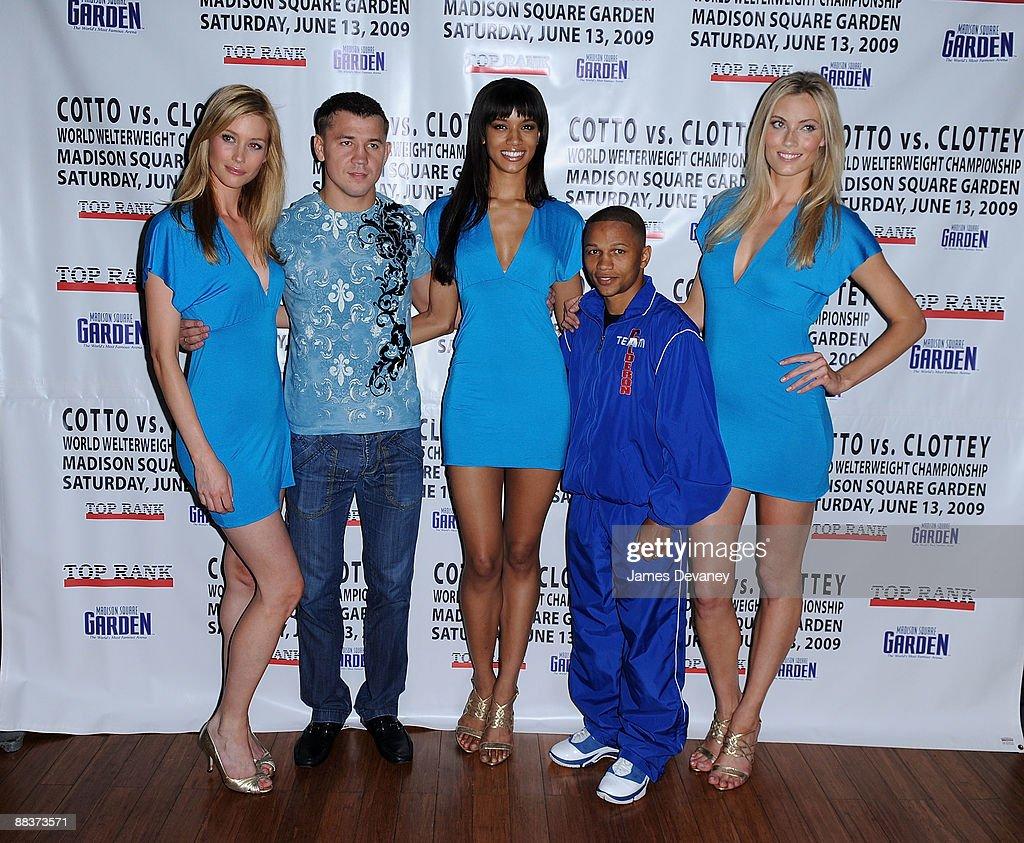 ¿Cuánto mide Iván Calderón? (Boxeador) - Real height Camilla-thorsson-matt-korobov-tarah-rodgers-ivan-calderon-and-at-picture-id88373571