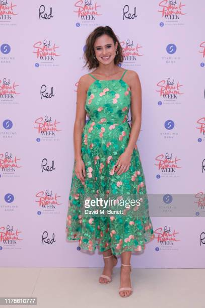 Camilla Thurlow attends Red Magazine's Smart Women Week 2019 launch party in association with Starling Bank on October 02 2019 in London England