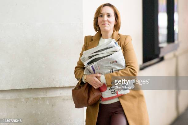 Camilla Tominey the Associate Editor of the Daily Telegraph in London and Royal Expert for the American television network NBC attends Andrew Marr's...