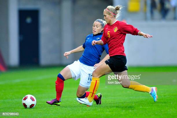 Camille ABILY France / Belgique Match Amical Preparation a la Coupe du Monde Stade de L'EpopeeCalais