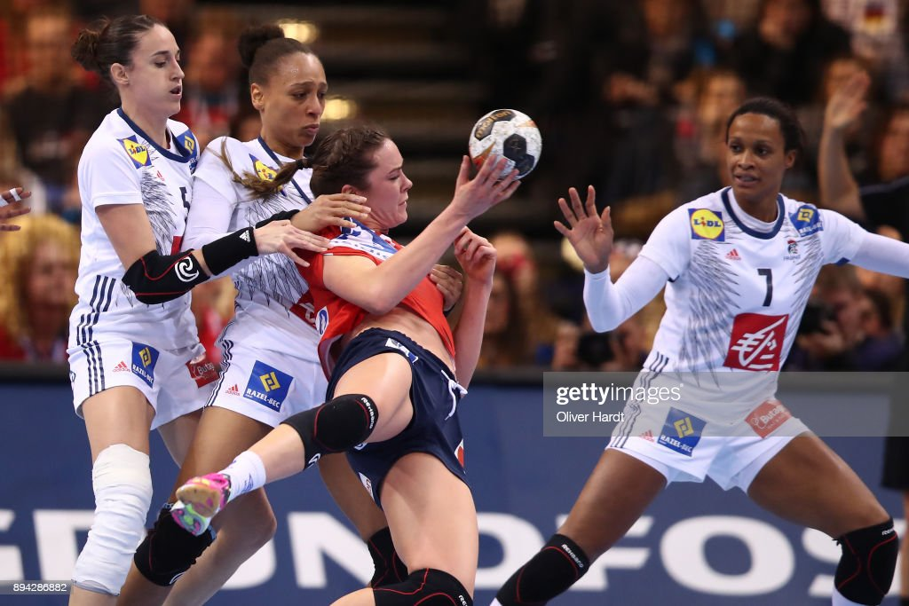 France v Norway - 2017 IHF Women's Handball World Championship Final