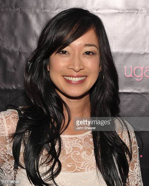 Camille Chen attends the Uganda Project Fund Raiser Presented By Make Believe at Soho House on May 13 2011 in West Hollywood California