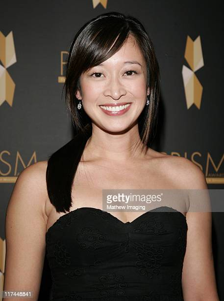 Camille Chen during The 11th Annual PRISM Awards Winner Gallery at Beverly Hills Hotel in Beverly Hills California United States