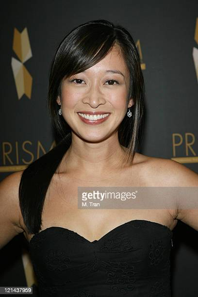 Camille Chen presenter during The 11th Annual PRISM Awards Press Room at The Beverly Hills Hotel in Beverly Hills California United States