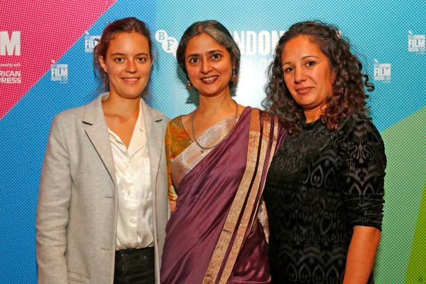 "GBR: ""Bombay Rose"" UK Premiere - 63rd BFI London Film Festival"