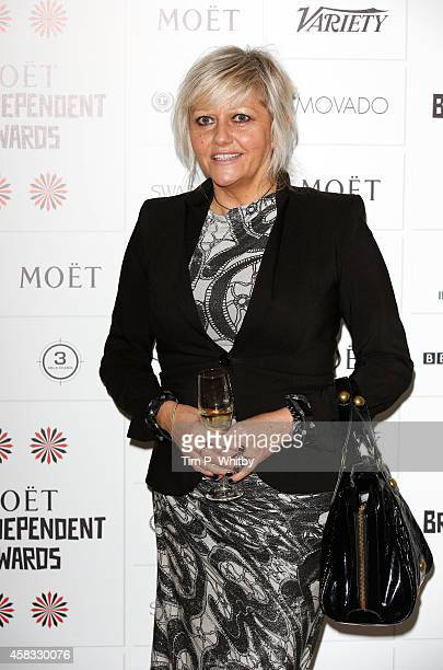 Camille Coduri attends the nominations launch for the British Independent Film Awards on November 3 2014 in London England