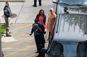 norristown pa camille cosby wearing orange