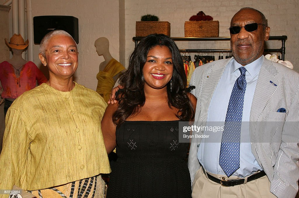 Evin Cosby Celebrates The Launch Of pb&Caviar : News Photo