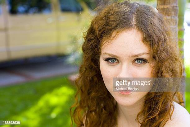 Camille Cregan during Beauty Cafe Series 2007 Oscars Retreat in Los Angeles California United States
