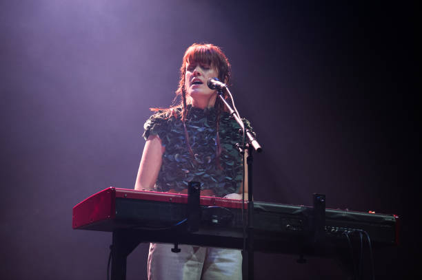 FRA: Pomme Performs At l' Olympia