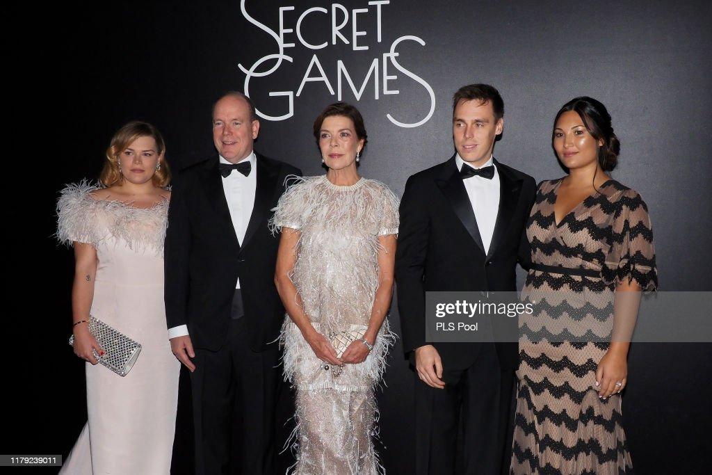 "The"" Secret Games"" Party : News Photo"