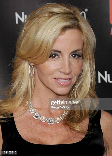 Camille Grammer arrives at TV Guide Magazine's 2010 Hot List Party at Drai's at the W Hollywood Hotel on November 8, 2010 in Hollywood, California.