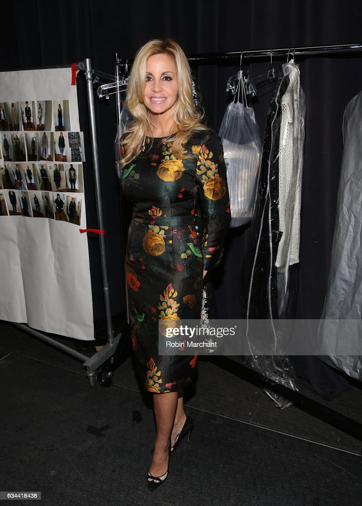 Malan Breton - Backstage - February 2017 - New York Fashion Week
