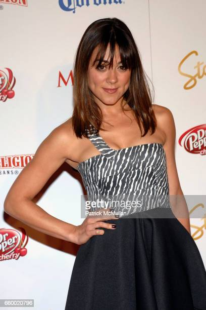 Camille Guaty attends Maxim's 10th Annual Hot 100 Celebration at The Barker Hangar on May 13 2009 in Santa Monica California
