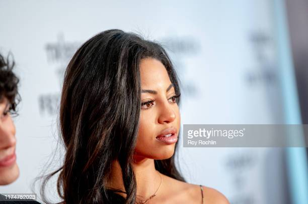 Camille Hyde attends the Katy Keene screening at the 2019 Tribeca TV Festival at Regal Battery Park Cinemas on September 14 2019 in New York City