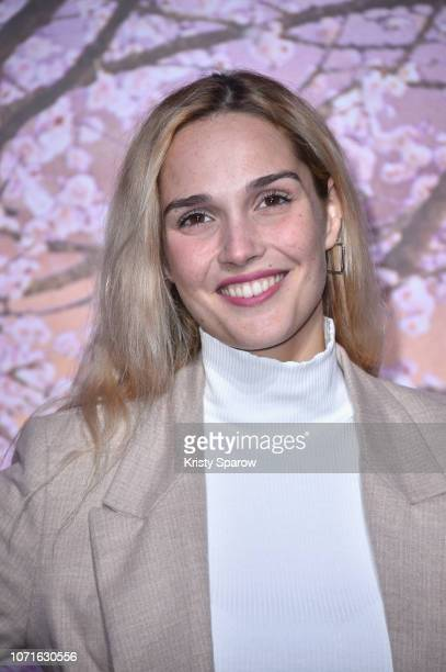 Camille Lou attends Disney's Mary Poppins Returns Paris Gala Screening at UGC Cine Cite Bercy on December 10 2018 in Paris France