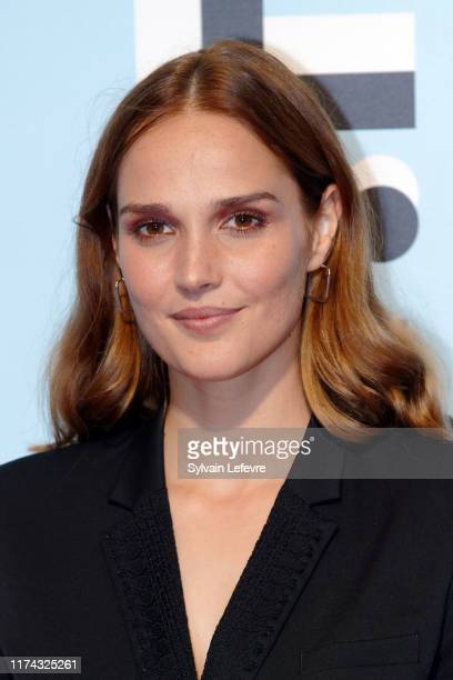 Camille Lou attends the 21th Festival of TV Fiction At La Rochelle Day Two on September 12 2019 in La Rochelle France