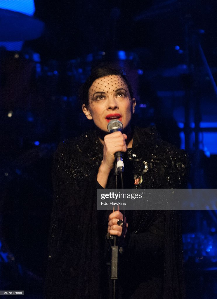 Camille O'Sullivan Performs At The Roundhouse In London
