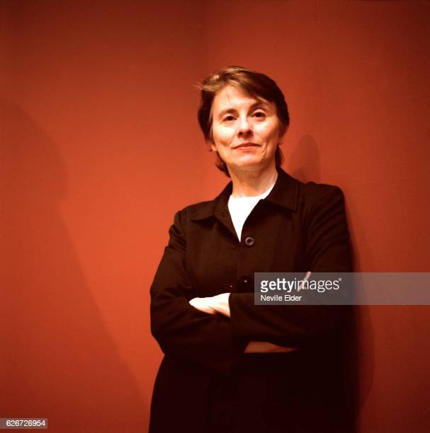 """Camille Paglia, a """"polemicist,"""" professor of humanities and media studies at the University of the Arts in Philadelphia. --- Photo by Neville..."""