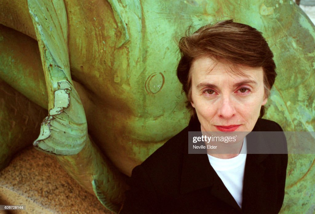 Camille Paglia, a 'polemicist,' professor of humanities and media studies at the University of the Arts in Philadelphia. --- Photo by Neville Elder/Corbis Sygma