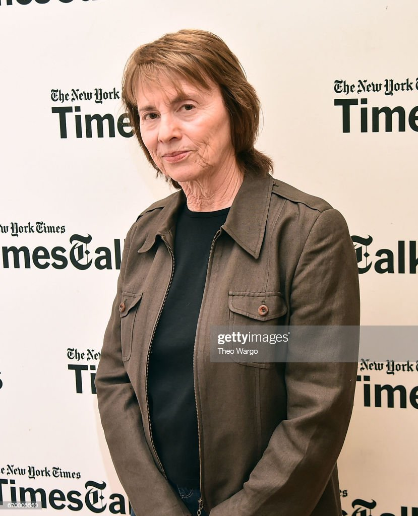 TimesTalks Presents Camille Paglia And Andy Cohen