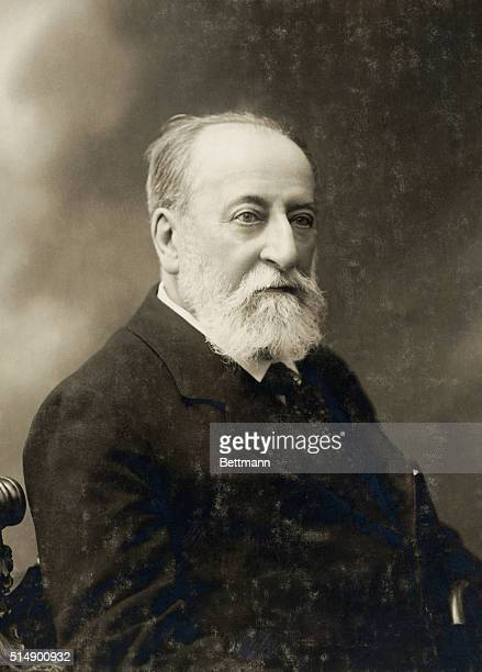 Camille SaintSaens French pianist and composer