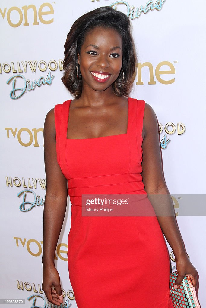 "TV One's Newest Reality Series ""Hollywood Divas"" Los Angeles Premiere Party : Nachrichtenfoto"