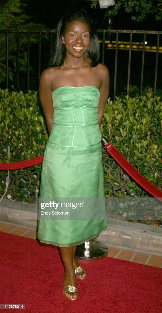 Camille Winbush during 2005 H.E.R.B.I.E Awards Presented by The Rhythm & Blues Foundation at Century Club in Century City, California, United States.