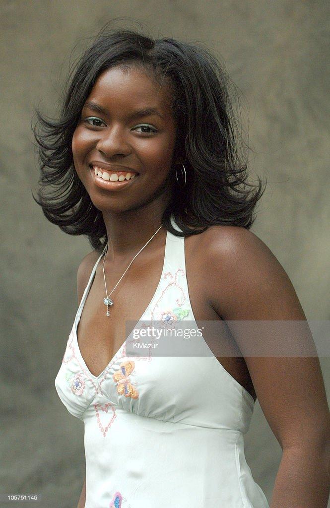 Camille Winbush during 2005/2006 FOX Primetime UpFront in New York City, New York, United States.