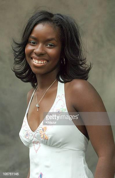 Camille Winbush during 2005/2006 FOX Primetime UpFront in New York City New York United States