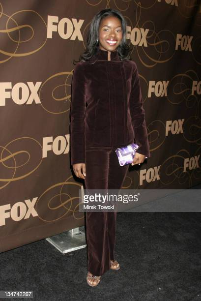 Camille Winbush during Fox Winter TCA Party January 17 2006 at Citizen Smith Club in Hollywood California United States