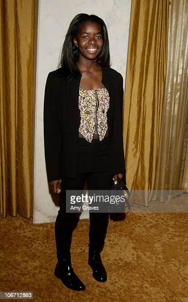 Camille Winbush during Lullabies and Luxuries Luncheon Benefiting Caring for Children and Families with AIDS at Regent Beverly Wilshire Hotel in...