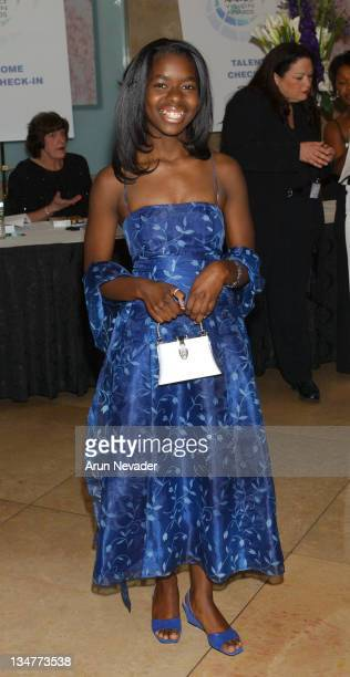 Camille Winbush during The 9th Annual NAMIC Vision Awards at Beverly Hilton Hotel in Beverly Hills California United States