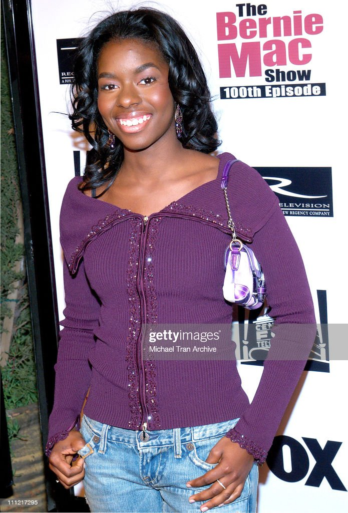 Camille Winbush during 'The Bernie Mac Show' 100th Episode Celebration at Memphis in Hollywood, California, United States.
