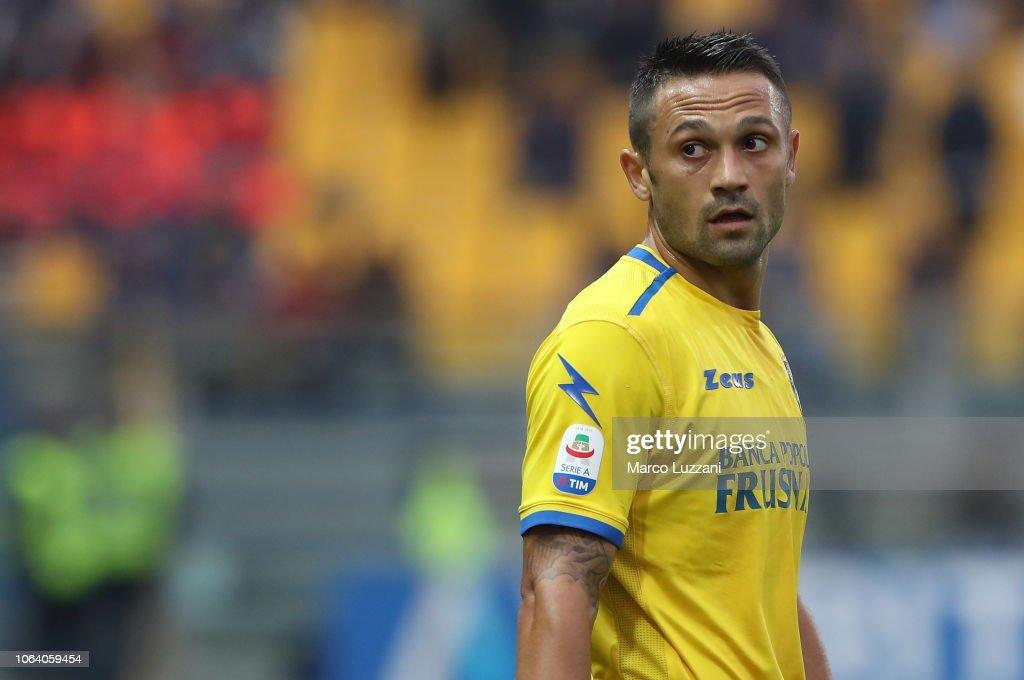 Parma Calcio v Frosinone Calcio - Serie A : News Photo