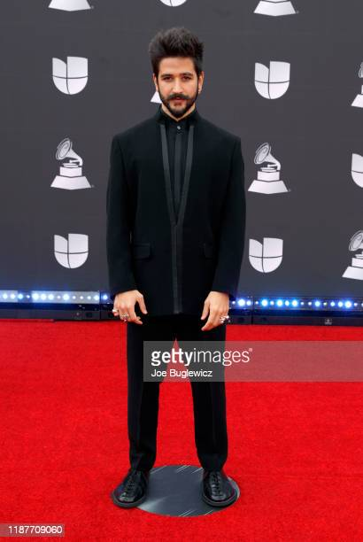 Camilo Echeverry attends the 20th annual Latin GRAMMY Awards at MGM Grand Garden Arena on November 14 2019 in Las Vegas Nevada