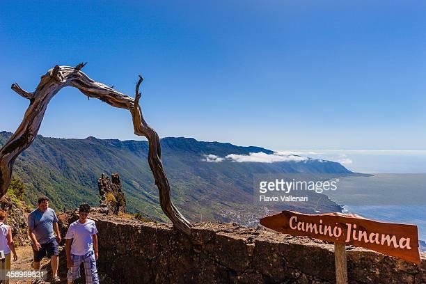 Camino Jinama, El Hierro